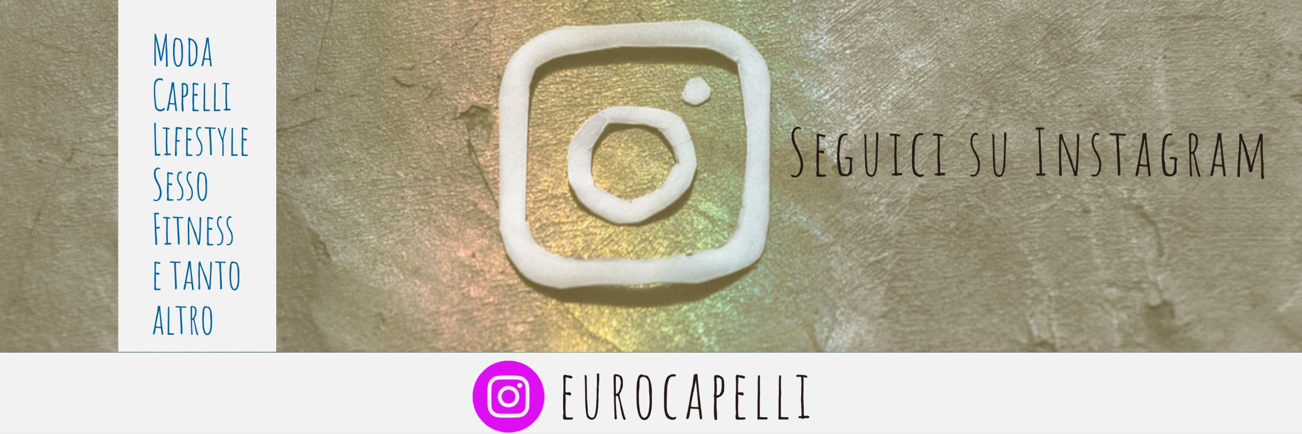 Seguici Instagram