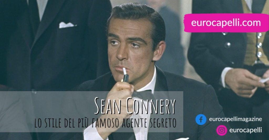 Stile Sean Connery