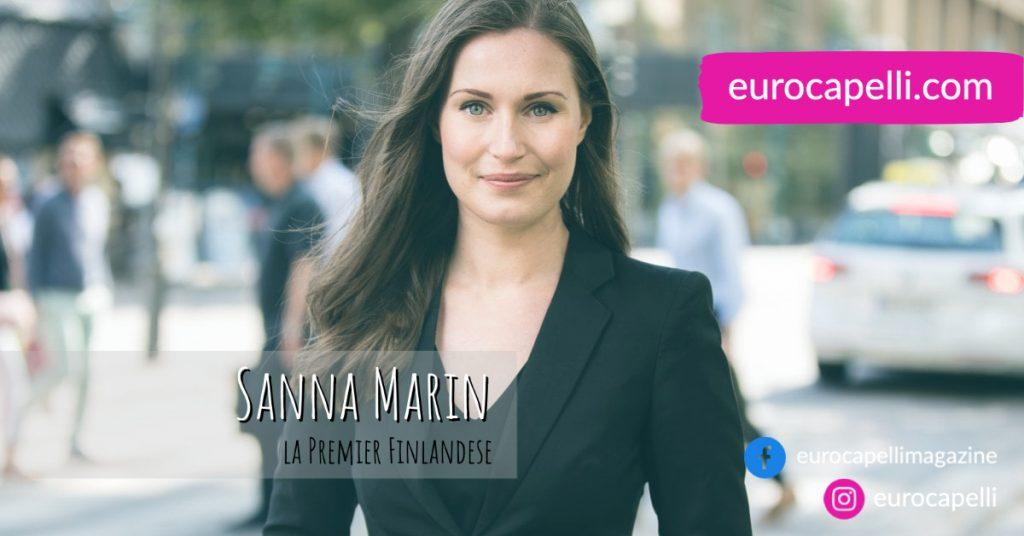 Sanna Marin la Premier Finlandese, e la Scollatura dello Scandalo