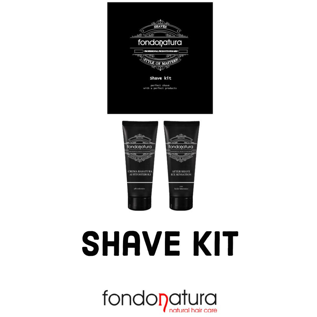 Shave Kit Fondonatura