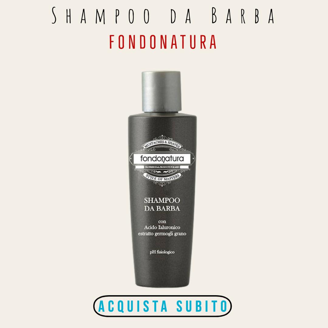 SHAMPOO DA BARBA FONDONATURA